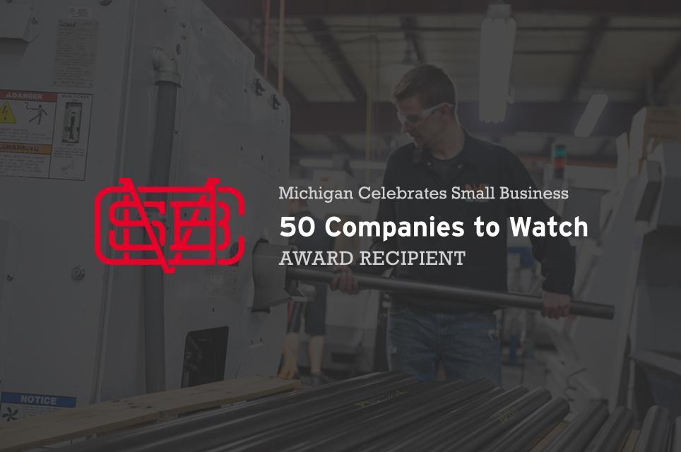 Rolar 50 Companies to Watch winner